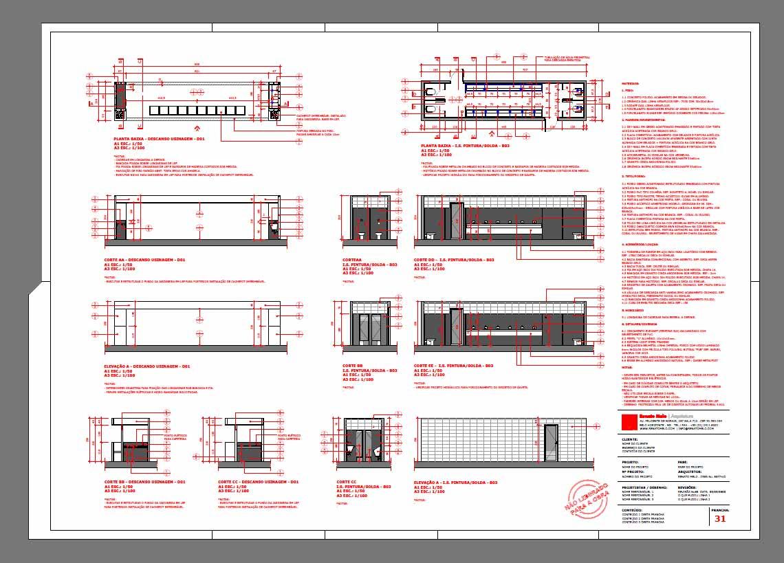 Fases de Projeto: Como funciona o projeto de arquitetura e suas fases  #9E2D3D 1140 819